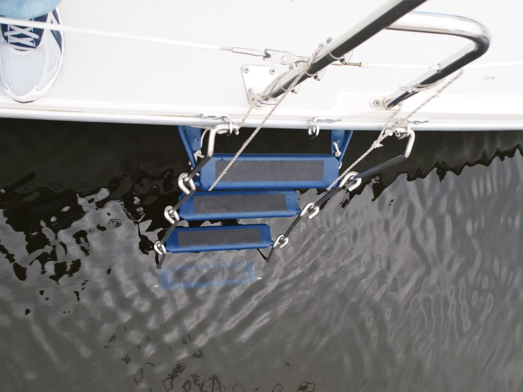 Swim Platform Ladders | Up-N-Out